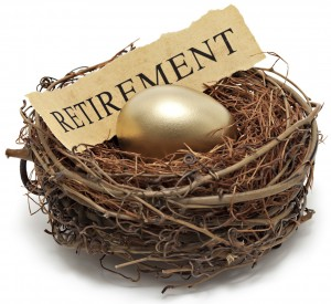 Retirement Nest Egg [Small]