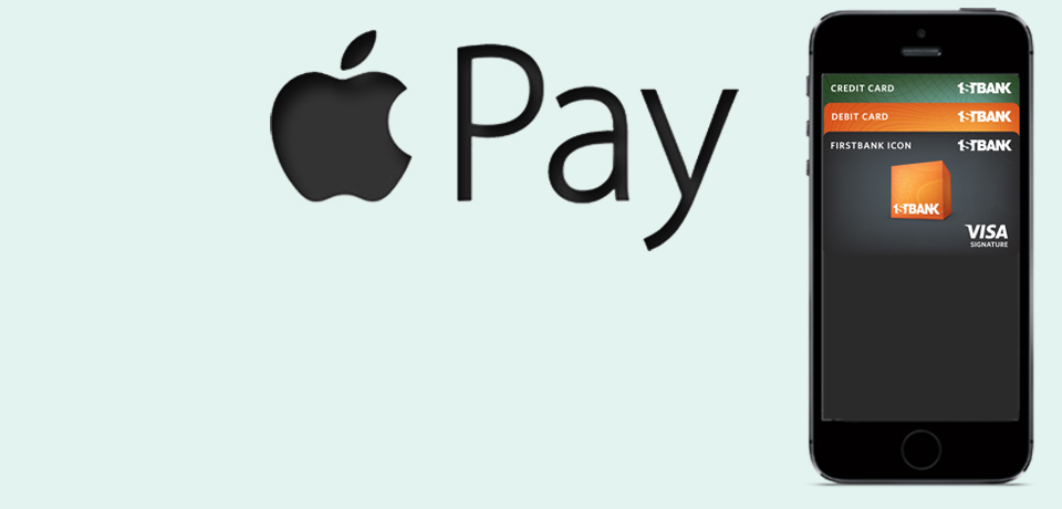 Apple Pay home page rotator