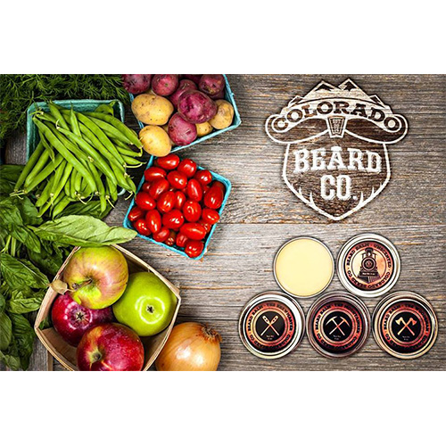 Colorado Beard CO loves to vend at Farmers Markets across the state of Colorado. Visit their Facebook page for updates on their Spring/Summer vending schedule.