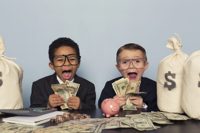4 Fun Ways to Teach Kids How to Save (and Spend) Money – Smart ...